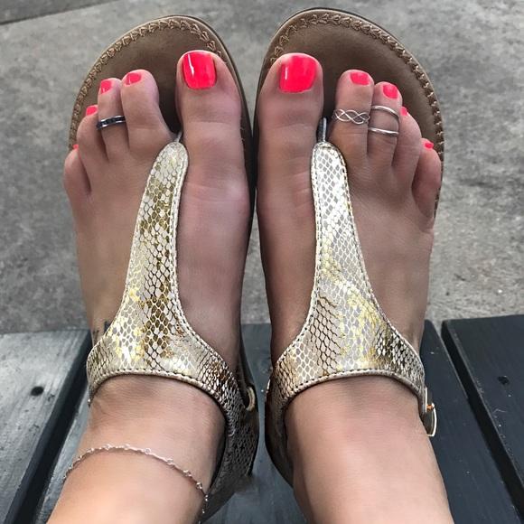 Volatile Shoes Reece Sandals Poshmark